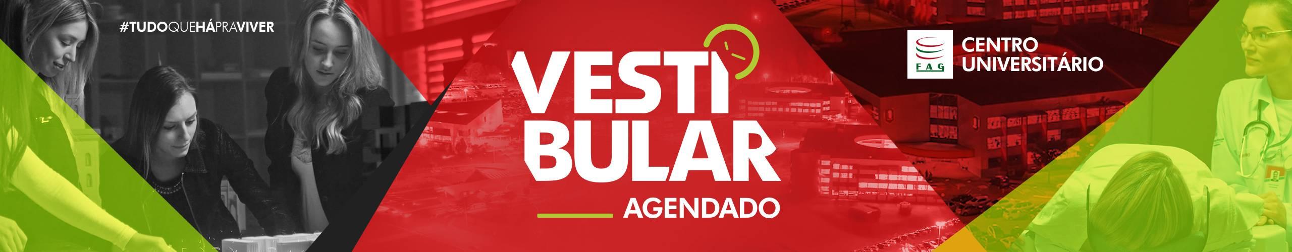 Vestibular Agendado FAG 2020