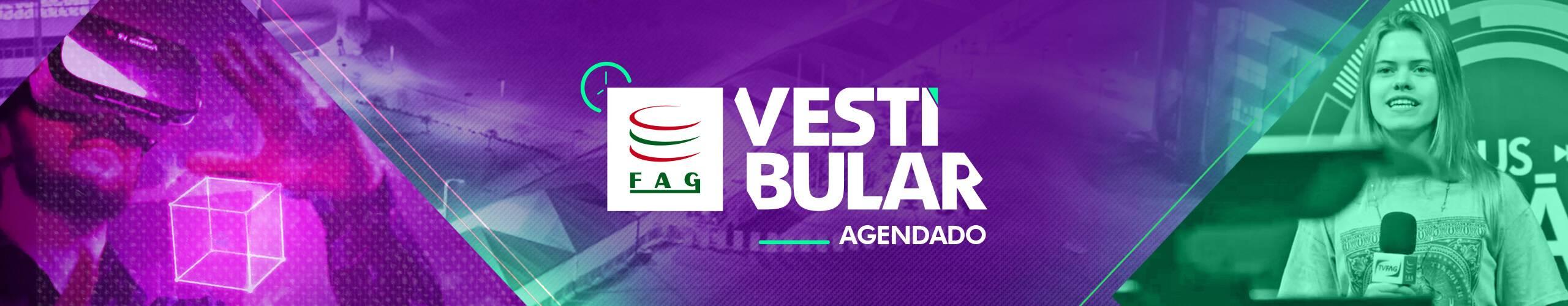 Vestibular Agendado FAG